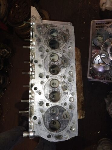 митсубиси делика бишкек in Кыргызстан | АВТОЗАПЧАСТИ: Mitsubishi Delica 4D56 ГБЦ Головка блока цилиндров, Мицубиси Делика