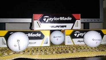 Bakı şəhərində Golf toplari yenidir.cubugu professional oyuncu ucundur