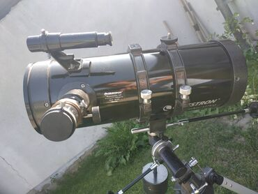 увеличение члена бишкек in Кыргызстан | ТОВАРЫ ДЛЯ ВЗРОСЛЫХ: Телескоп PowerSeeker 127 EQ:Оптическая схема - рефлектор