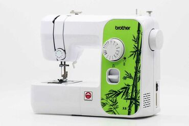 Швейная машина brother x-8 характеристики, тип управления электромехан