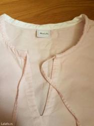 Tunika kosulja bebi roze pamuk - Prokuplje