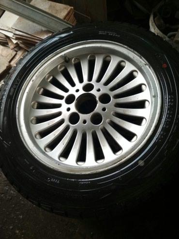 bmw m3 23 kat в Кыргызстан: Зимняя резина!!! BMW R-16