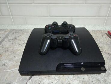 клубные дома в бишкеке в Кыргызстан: Playstation 3 slim 500 gb. Приставка прошита (hen 4.86), установлен