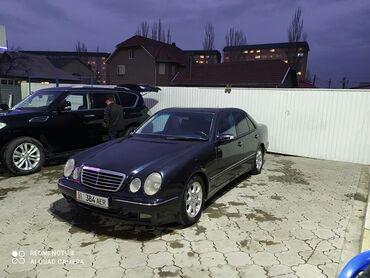 Mercedes-Benz E-Class 3.2 л. 2001