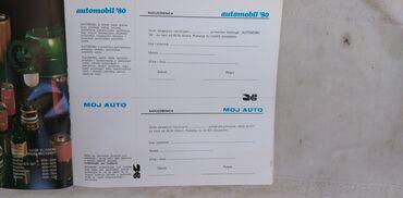 Katalog:Automobil 1980.,121+20 str.teh.podaci+58