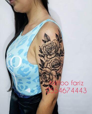 kumho baku - Azərbaycan: Tattoo fariz baku 🇦🇿