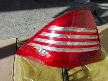 W220 продам фару 'Depo' рестайлинг. маленький кусок отлоломан. в Бишкек