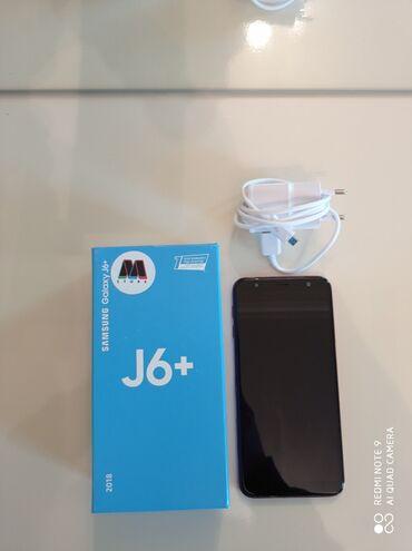 Samsung galaxy tab 3 - Азербайджан: Б/у Samsung Galaxy J6 Plus 32 ГБ Красный