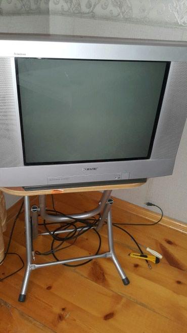 Bakı şəhərində Продается телевизор в рабочем