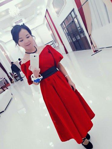 Продаю платья! все в очень хорошем в Бишкек