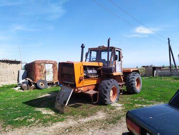 Грузовой и с/х транспорт - Бишкек: Продаю Т-150 Мотор МАЗ 6-целиндровый коробка в отличном состоянии
