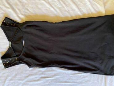 Svaku priliku haljina - Srbija: Crna coctail haljina za svaku priliku Slika uzivo