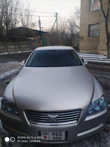 установка сигнализации на авто бишкек в Кыргызстан: Toyota Mark X 2.5 л. 2004 | 180000 км