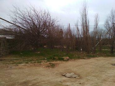 Daşınmaz əmlak Xırdalanda: Satış 8 sot
