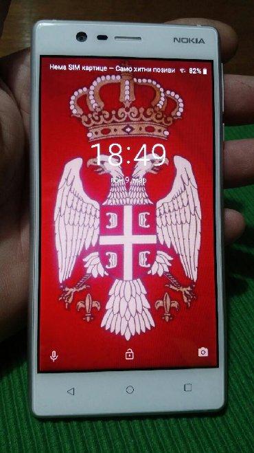 Nokia 3120 - Srbija: Nokia 3 Duos. sim free. ispravna . super ocuvana. punjac