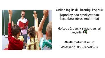 Təlim, kurslar - Azərbaycan: Xarici dil kursları | İngilis dili | Uşaqlar üçün | Daşıyıcı ilə