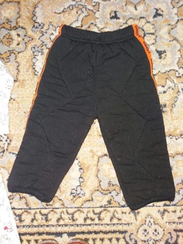 Штаны на мальчика на 1-2 года