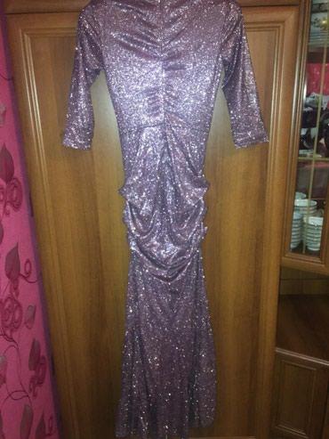 Новое длинное вечернее платье со в Бишкек