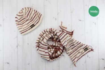 Жіночий комплект шапка і шарфик Sprandi   Довжина шарфика: близько 180