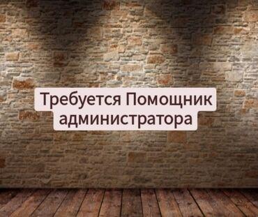 Старший системный администратор - Кыргызстан: Помощник. Неполный рабочий день