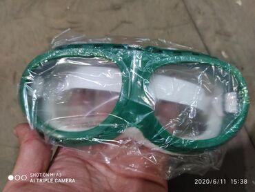 Maskalar, eynəklər - Sumqayıt: Svarka ucun eynek