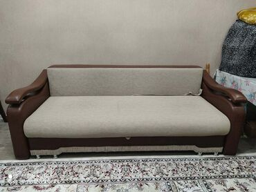 dva divan kresla в Кыргызстан: Продается диван!!! идеальное состояние. продаем в связи с переездом