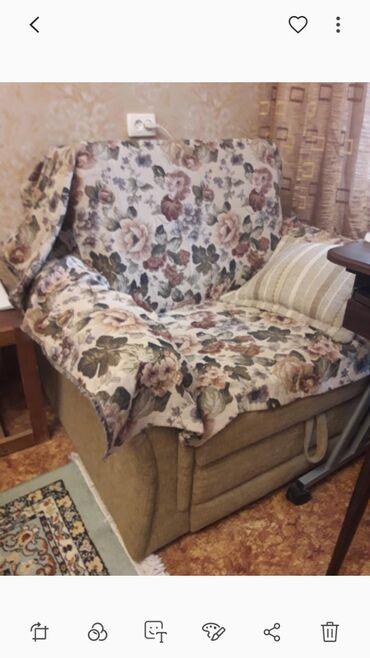 """Кресло-кровать фирмы """"Лина"""". Турецкий механизм, пружины, есть короб"""