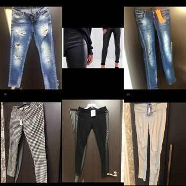 Одежда женская. Все новое, покупала одежду в Италии/Дубаи, размеры xs