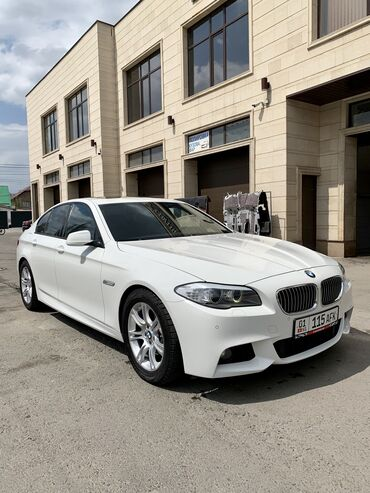 BMW - Автоматическая - Бишкек: BMW 520 2 л. 2014 | 135000 км
