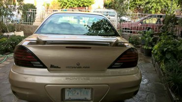 Pontiac Grand AM 2004 - Pirot