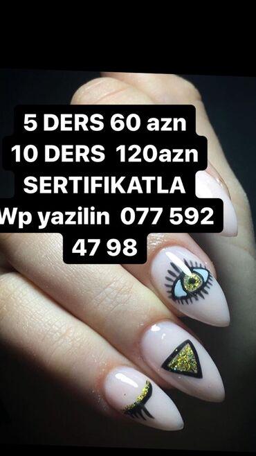 Xidmətlər - Azərbaycan: Dirnaq kurslari