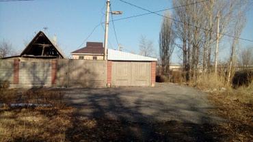 Участок под любое :дача,квартирный в Бишкек
