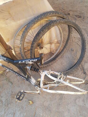 detskij velosiped jaguar 16 в Кыргызстан: Арка диска жок калган бардыгы бар