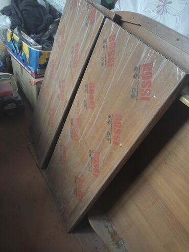 подоконники бишкек in Кыргызстан | ОКНА: Фирменные подоконники 8шт коричневые орех размер длина107см   ширина