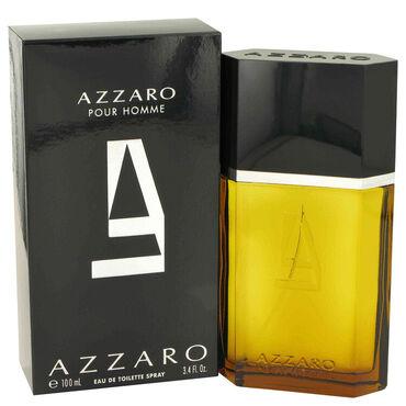 pour toujours - Azərbaycan: Azzaro Pour Homme 100 EDT MEN USA, NEW YORK