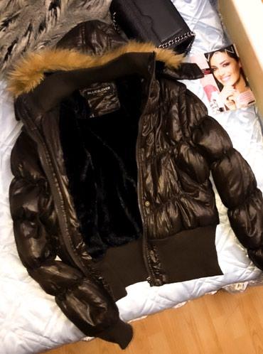 Blue Lover zimska jakna, M - Bor