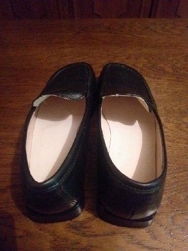 Ženska obuća | Becej: Ženske cipele kožne nove,broj 37