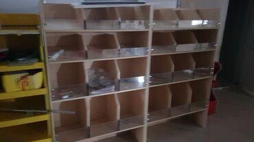 Теплицы - Кыргызстан: Продаю корзины, тележки и полки разные. Срочно! Также Стеллажи и