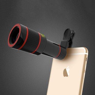 Teleskop za mobilni telefon, uvećanje do 8x - Zrenjanin