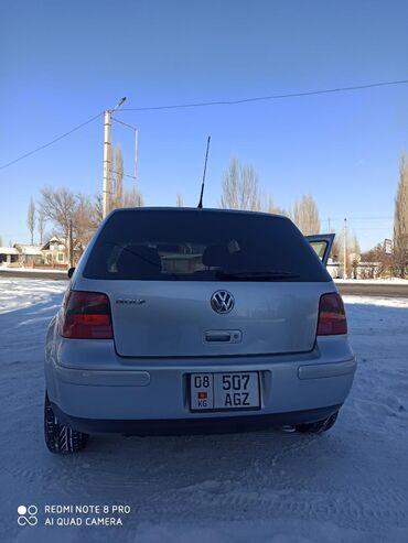 primu v dar koljasku в Кыргызстан: Volkswagen Golf V 1.6 л. 2004 | 159 км