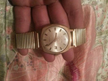 часы слава ссср в Кыргызстан: Золотистые Мужские Наручные часы Orient