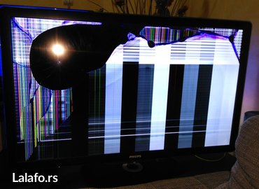 "Philips tv 46"" polupan display - Sabac"