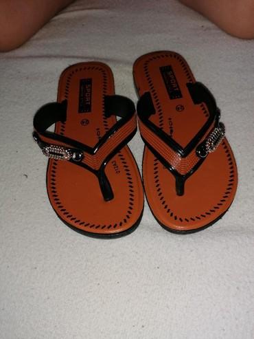 Dečije Cipele i Čizme | Leskovac: Nove papuce, velicina 24