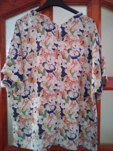 Majica cvetna, top, Velicina L