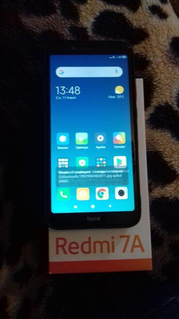 Elektronika Şəmkirda: İşlənmiş Xiaomi Redmi 7A 16 GB qara