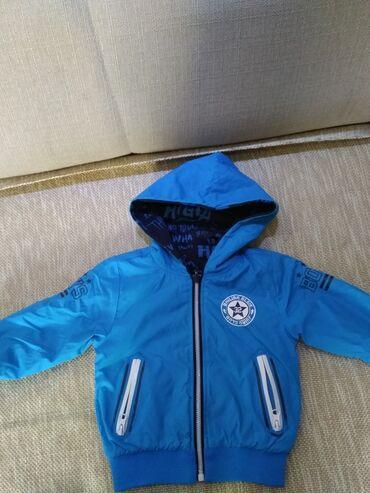 Dečije jakne i kaputi | Paracin: Suskavac jaknica sa dva lica vel 1. u super stanju