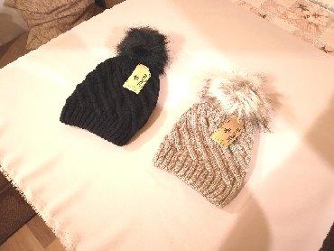 Nova zenska zimska kapa Suffe. Turska. Cena je 500 dinara po komadu