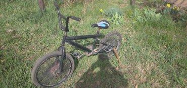 детский велосипед bmx 16 в Кыргызстан: Продаётся велосипед BMX