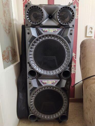 аккумуляторы для ибп luxeon в Кыргызстан: Караоке колонка с двумя микрофонами, можно петь или просто слушать