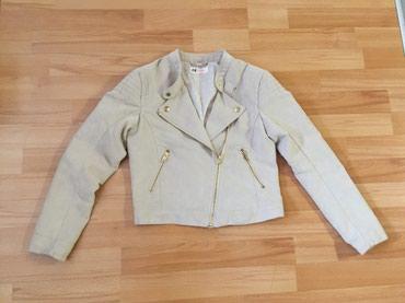 HM jaknica od prevrnute koze za devojcice 11/12 god - Krusevac